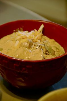 I'm dreaming of a white chili from eat, shrink and be merry