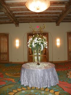 Escort Card / Place Card Table