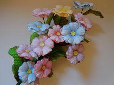 Arranjo Floral em E.V.A