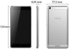 Araby Mall |مول العرب : هاتف تكنو ال 8 |سعر ومواصفات هاتف تكنو L8 بلاس Tec...
