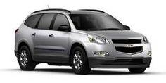 Chevrolet Traverse Standard Elite Suv Avis Fleet