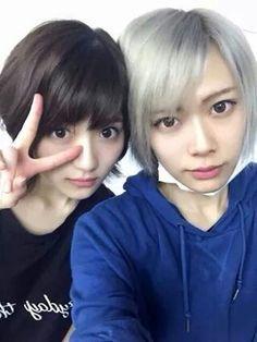 Root and Yumi <3