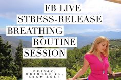 Ready for our next FB Live?! This Friday October 21 10am EEST join us for a simple stress-release breathing routine session. It's going to be great! #yoga #fblive #yogainspiration #yogaeveryday #yogaeverydamnday #peace #om #namaste #girltribe #pranayama #breathe #thisfriday #staytuned #stressrelease #health #wellness #greece #delhi #beautifulview