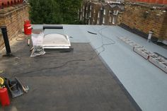 bitumen felt roof service -  Benefits of Bitumen Membrane •Very durable •Weather resistant •Easy to repair •Factory manufactured rolls are easier to install and ensure quality control •Flexible, expands and contracts  We offer Modified Bitumen Roofing with the help of our experts. We ensure you that you will get high quality services with us
