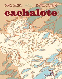 CACHALOTE - Daniel Galera e Rafael Coutinho - Companhia das Letras