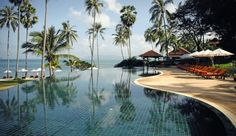 Napasai - Koh Samui, Thailand from $185/night. Email dynamitetravel@yahoo.com to book this deal!