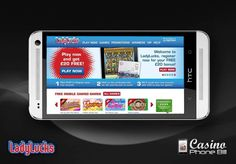 Join us today at Ladylucks Casino and claim your free £20 bonus and up to £500 cash match on your first deposit. Check out your best mobile slots, casino and bingo games! Our games are playable on iPhone, iPad, iPod and Android handset! You can choose from our ever-growing suite of HD mobile Slots games, including Goldify, Moving Moments and Fizz Factory Slots. Find us today at: http://www.casinophonebill.com/review/android-poker-casino-app-ladylucks/