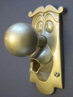 #Alice_in_Wonderland #DoorKnob #Character #Decoration