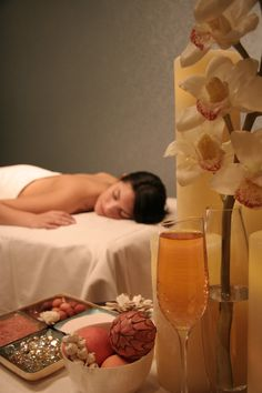 Come pamper yourself - WELL Spa - Platinum Hotel - Las Vegas