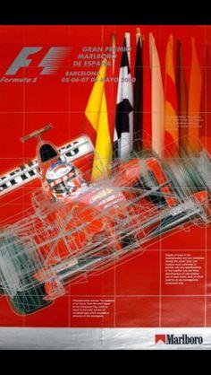 2000 Monaco Grand Prix poster
