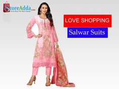 Storeadda.Com Bring You The Best Salwar Suits 2016  Stop Dreaming Start Living
