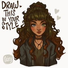 Image result for #drawthisinyourstyle Dessin Wow, Drawing Prompt, Realistic Eye Drawing, Cute Eyes Drawing, Cool Drawings, Drawing Sketches, Drawing Tips, Ginger Ombre, Amber Hair