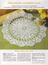 Kira scheme crochet: Scheme crochet no. 1981