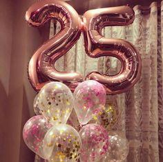 25th Birthday Ideas For Her, Happy 25th Birthday, 25th Birthday Parties, Happy Birthday Quotes For Friends, Birthday Wishes Quotes, Birthday Party Themes, Girl Birthday, Birthday Cards, 21st Birthday Centerpieces