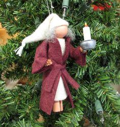 Ebenezer Scrooge Christmas Ornament Bedtime Scrooge   Etsy