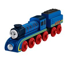 Check out the Thomas & Friends Wooden Railway Frieda at the official Fisher-Price website. Explore the world of Thomas today! Thomas And Friends Trains, The Great Race, Train Engines, Thomas The Train, Gross Motor Skills, Train Set, Fisher Price, Engineering, Toys