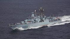 """Buque antisubmarino """"Vicealmirante Kulakov"""""""
