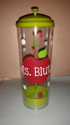 Pencil Holder by BootsiesBowtique on Etsy, $8.00