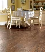 Dining Room Flooring Ideas & Tips - Karndean Designflooring Karndean Flooring, Amtico, Luxury Vinyl Tile, Vinyl Tiles, Flooring Ideas, Bathroom Flooring, Playroom, Dining Room, Cabin