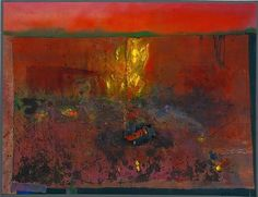 Frank Bowling Artist Page, Showcasing Art work and information on Frank Bowling. Rollo Contemporary Art Gallery and Women's Art Exhibition Gallery based in London, UK. Modern Art, Contemporary Art, Landscape Artwork, Artist At Work, Bowling, Female Art, Collages, Art Gallery, Painting Abstract