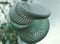 Mobius Nautilus by joabaldwin on Shapeways