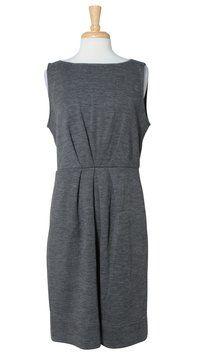Martin + Osa Grey Wool Dress $24