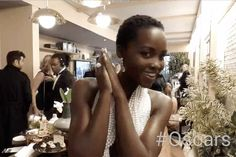 Lupita Nyong'o : Stars in the 2015 Architectural Digest Greenroom : Architectural Digest