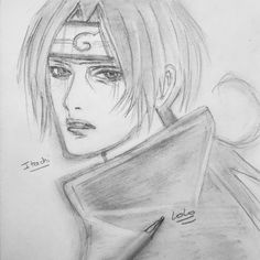 Dessin dessiné par lolo itachi  drawing  drawn by lolo