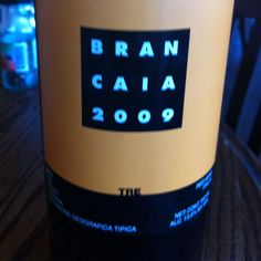2009 Bran Caia - Well balanced, smooth Italian blend. Smooth, Wine, Red, Rouge