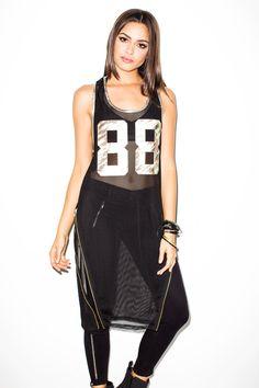 See it Holo Dress