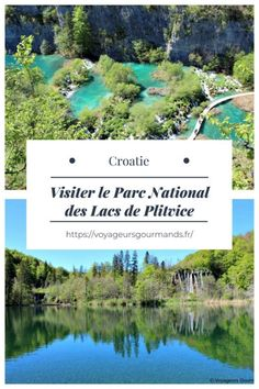 Lac De Plitvice, Ex Yougoslavie, Destinations, Road Trip Europe, Voyage Europe, Parc National, A Whole New World, Digital Nomad, Love At First Sight