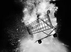 Photograph trolley underwater by Sean Gladwell on 500px