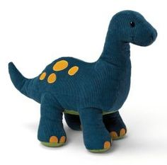 large dinosaur stuffed animal pattern free - Google Search www.mysleepydust.com
