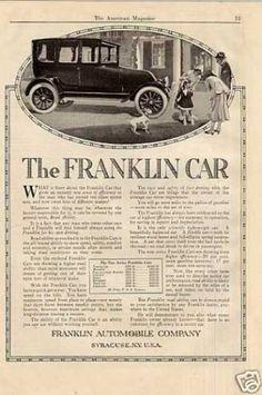 Franklin Car (1916)