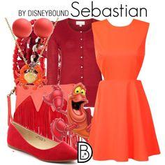 Disney Bound - Sebastian
