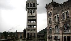 65-Mina de carbón Hasard Cheratte, en Belgica