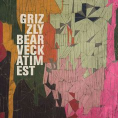 Grizzly Bear - Veckatimest - Warp Records 2009. Drawings: William J. O'Brien. Design: Ben Wilkerson Tousley. Hand draw text: Amelia Bauer