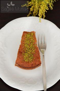 Kakaolu Muzlu kek