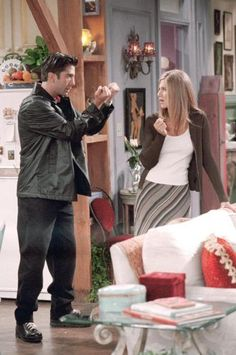 With Jennifer Aniston, Courteney Cox, Lisa Kudrow, Matt LeBlanc. Chandler develops feelings for Joey's new girlfriend. Ross and Rachel try to make each other jealous with their dates. Phoebe's cold gives her a sexy singing voice. Friends Tv Show, Tv: Friends, Serie Friends, Friends Cast, Friends Moments, I Love My Friends, Friends Forever, Friends Season, Special Friends