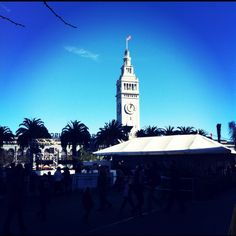 Ferry Building!