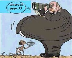 Where is poor ??
