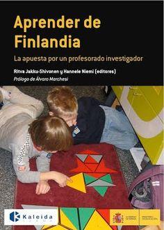 Aprender de Finlandia: el libro