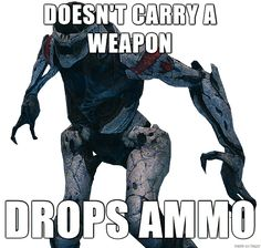 Fun gaming logic! But they are pretty much free ammo...