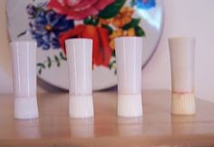 1970's or 80's Old avon lipstick samples, always at gram's house  credit:Old Glory Cottage: Vintage Avon for VTT