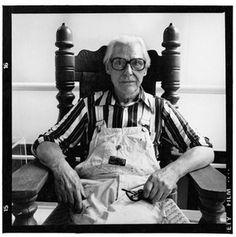De Kooning, Willem (1904-1997) by Mark Trivier