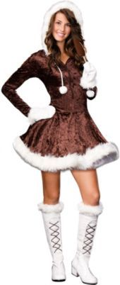 15 best costumes images on pinterest costumes halloween party and eskimo halloween costume chic fashion pins the cutest pins around solutioingenieria Choice Image
