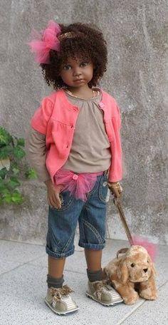 Annette Himstedt doll
