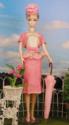 Primrose Garden for Barbie Poppy Parker & Victoire by HankieChic