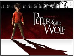 Prokofiev's Peter and the Wolf, as told in the short film by Suzie Templeton Peter Wolf, Boys Like, Animation Film, Stop Motion, Art Music, Short Film, Great Artists, Art For Kids, Fairy Tales