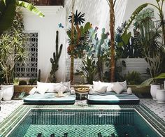 Morocco's unique design has brought about an unsurprising surge in kaleidoscopic interiors. Here's how to incorporate this ornate style into your home.